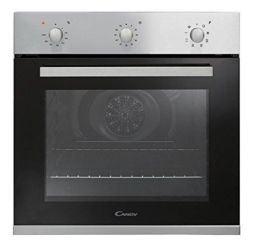 candy-fpe60261x-60cm-65l-built-in-single-electric-fan-oven-in-stainless-steel
