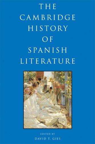 spanish literature books