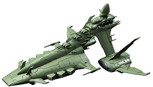 コスモフリートスペシャル 機動戦士ガンダム THE ORIGIN ムサイ改型ワルキューレ 約19cm PVC製 塗装済み完成品フィギュア