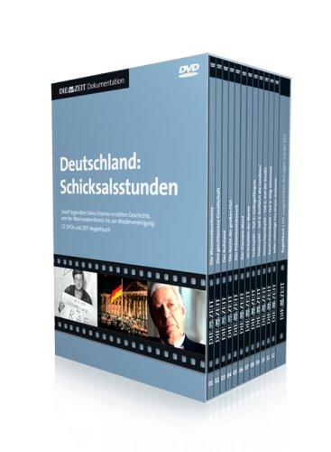Deutschland: Schicksalsstunden - Von der Wannseekonferenz bis zur Wiedervereinigung (im Bu [12 DVDs]