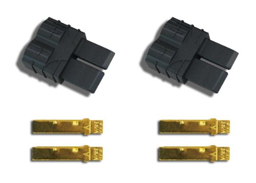 Traxxas 3070 HC Connector, Set of 2