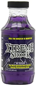 ANSI Xtreme Shock, Grape, 12-Count