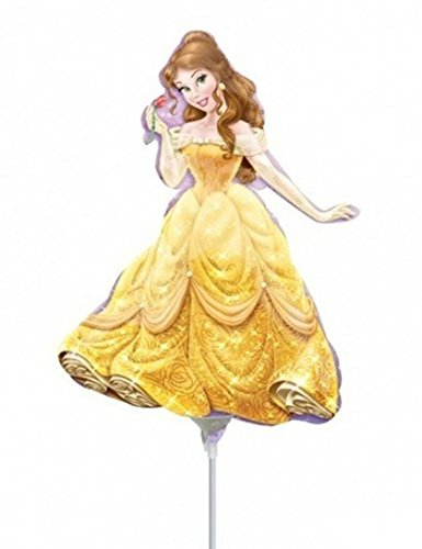 (Airfill Only) Disney Belle Shape