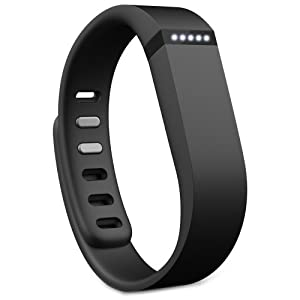 Fitbit Flex Wireless Activity & Sleep Wristband - (Black)