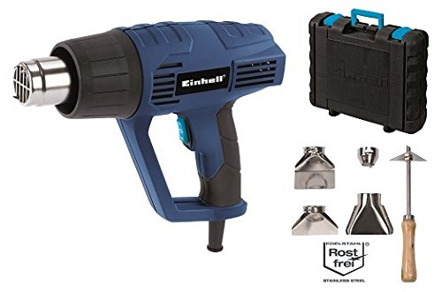 einhell-hot-air-gun-2000-watt-with-accessories-and-carry-case