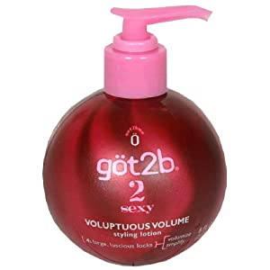 GOT2B 2 Sexy Voluptuous Volume Styling Lotion 8 FL OZ