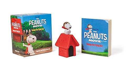 the-peanuts-movie-snoopy-the-flying-ace-figurine-and-sticker-book-kit-by-charles-m-schulz-2015-09-22