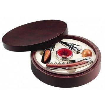 sens original coffret cadeau cadeau 4 accessoires autour du du vin cuisine maison. Black Bedroom Furniture Sets. Home Design Ideas