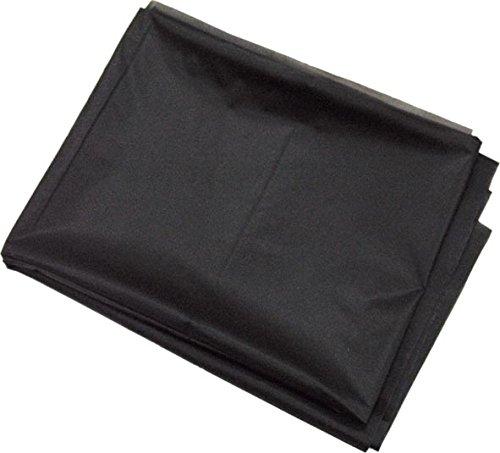 Verbetena - Mantel plástico, color negro, 120x180 cm (012050023)