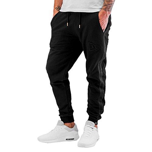 NEW ERA ne97060fa16Crafted Track-Pantaloni di tuta per uomo, colore: nero, UOMO, Ne97060Fa16 Crafted Track, nero, XL