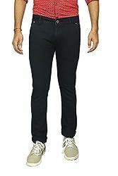 JCTex Men's center slim fit Jeans
