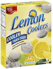 Amazon.com: Niche Foods LLC, Lemon Coolers, 8oz Box (Pack of 3)