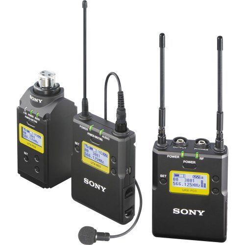 Sony Uwpd16/42 Wireless Microphone System