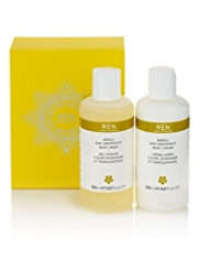 REN Neroli & Grapefruit Duo Gift Set