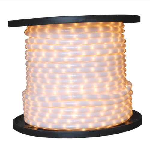 led rope lights pearl white rope light 1 2 in 2 wire 12 volt. Black Bedroom Furniture Sets. Home Design Ideas