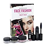 Bare Escentuals BareMinerals Face Fashion Collection - The Look Of Now Pretty Wild (Blush + 2x Eye Color + Mascara + Lipcolor) - 5pcs