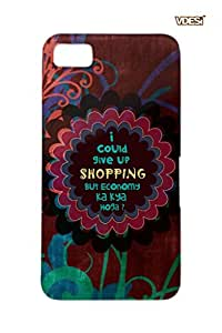 VDESI Designer Matte Back Cover For BlackBerry Z10-21570193