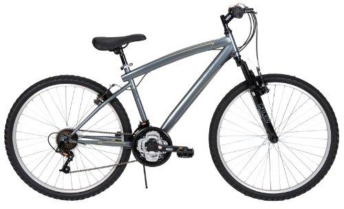 Huffy Men S Atb Rival Bike Charcoal Grey 26 Inch Full