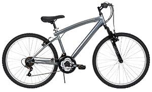 Huffy Men's ATB Rival Bike (Charcoal Grey, 26-Inch)