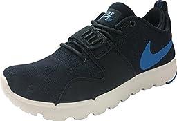 Nike Men\'s SB Trainerendor \'Rip Reveal\' Athletic Shoe Obsidian/White/Rio Teal/Photo Blue 10.5 D(M) US