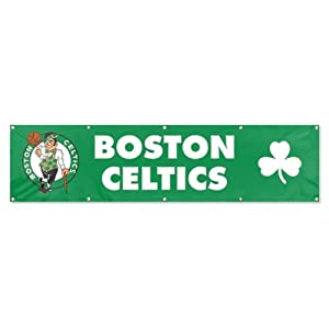 NBA Boston Celtics 8 Foot Banner by Party Animal