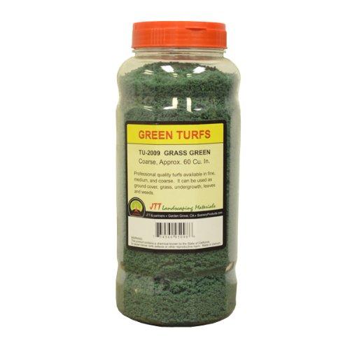 JTT Scenery Products Green Turf, Grass Green, Coarse