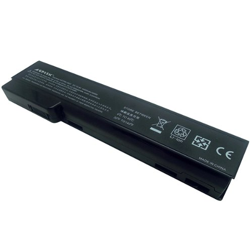 AGPtek� Laptop Battery Replacement For HP ProBook 6360b Series, 6460b Series, 6560b Series, Compatible with the section numbers: HSTNN-LB2G, HSTNN-LB2H, HSTNN-LB2I, HSTNN-OB2G, HSTNN-OB2H, HSTNN-W81C, QK639AA, QK640AA, QK642AA, QK643AA, ST09, HSTNN-E04C (