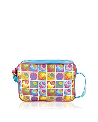 Biembi Borsa A Tracolla Art [Multicolore]