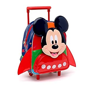 Disney Mickey Mouse Trolley School Bag