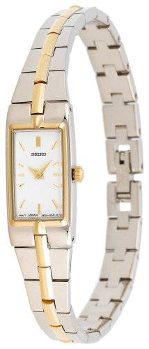 Seiko Women's SZZC40 Dress Two-Tone Watch