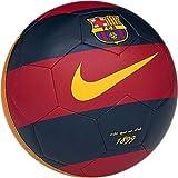 ナイキ(NIKE) FCバルセロナ スキルズ(1号球) SC2682 618 ストームレッド/Rブルー 1号