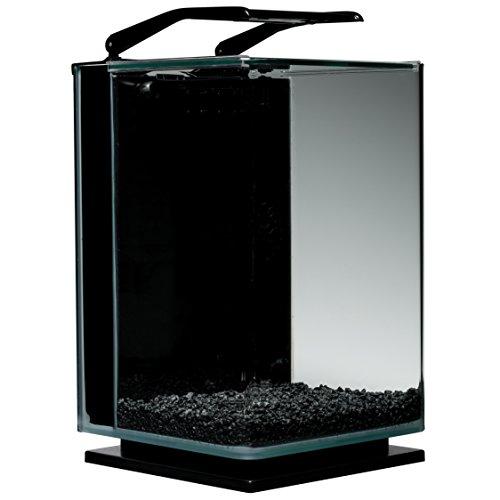 Marineland ml90609 portrait aquarium kit 5 gallon the for 5 gallon fish tank heater