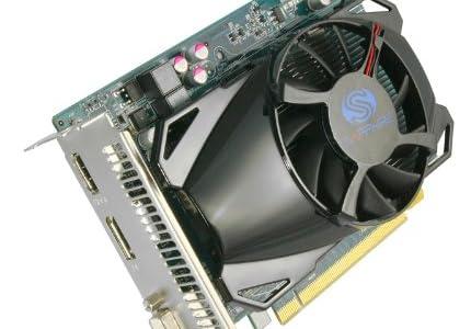 SAPPHIRE Radeon ビデオカード HD6670 1G GDDR5 PCI-E HDMI/DVI-I/DP (ROHS) LITE 11192-12-20G