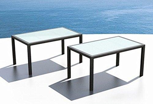Rattan Tisch Linea Esstisch 180cm