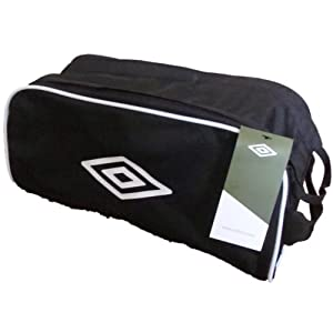 Umbro Boot Bag, Football/Rugby, Mens/Boys, Black