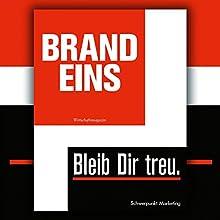 brand eins audio: Marketing (       ABRIDGED) by  brand eins Narrated by Michael Bideller, Nina Schürmann, Jennifer Harder-Böttcher