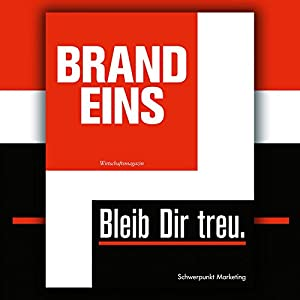 brand eins audio: Marketing Audiomagazin