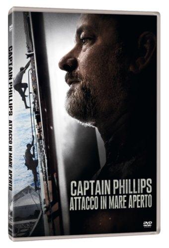 Captain Phillips - Attacco in mare aperto [Italia] [DVD]
