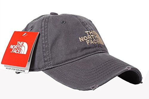 the-north-face-unisex-adjustable-horizon-classic-cap-gray-one-size