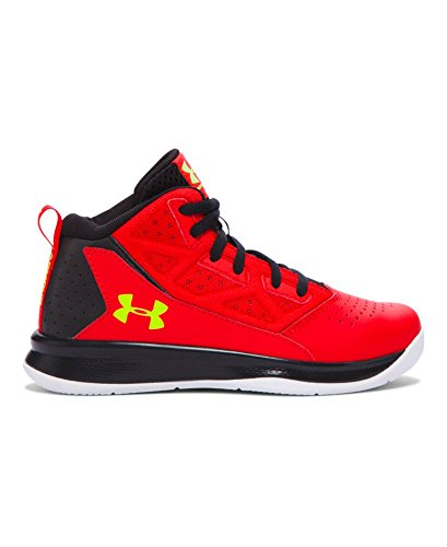 Under Armour Little Boys' Pre-School UA Jet Mid Basketball Shoes