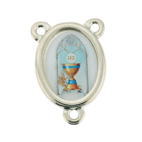 Rosary Centerpiece - Chalice - IMPORTED FROM ITALY