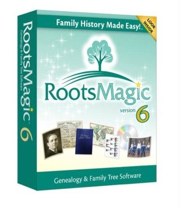 Roots Magic 6 Genealogy & Family Tree Software (Family History Software compare prices)