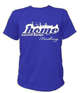 Artdiktat T-Shirt Home Sweet Home Freiburg
