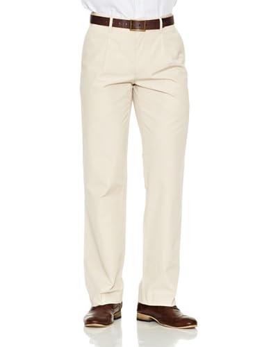 Dockers Pantalone Comfort Popeline [Ecrù]