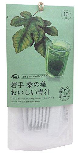 ミナミ食品 岩手桑の葉おいしい青汁 10本 00426227