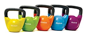 Reebok Professional Fitness Equipment 12 kg Studio Kettlebell