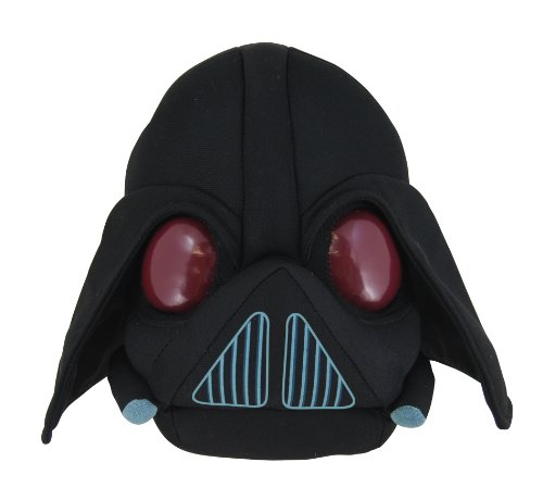 "Angry Birds 8"" Star Wars Plush - Darth Vader - 20cm Stofftier - aus USA"