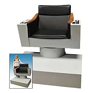 Star Trek Bridge Captain's Chair