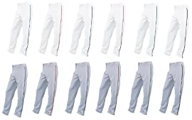 Easton A164617 Quantum Plus Adult Baseball Pants (with Piping)