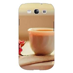 Jugaaduu Coffee Date Back Cover Case For Samsung Galaxy S3